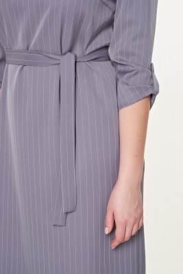 Платье Василиса №2 (полоска)