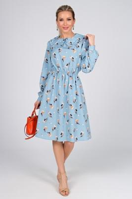 Платье Искра №4