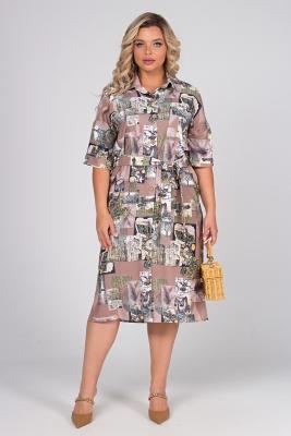 Платье Ингрит №2
