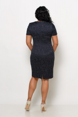 Платье Ассоль №15 (жаккард)