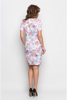 Платье Ассоль (цветы) №14