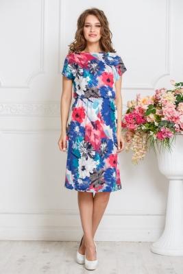 Платье Мария №26 (вискоза)