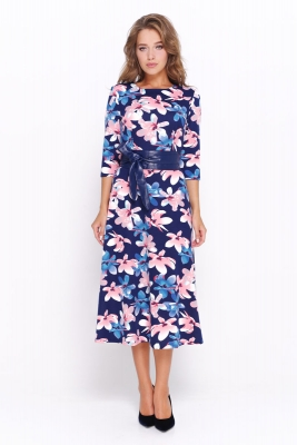 Платье Беатрис (midi) №5