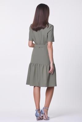 Платье Сафари №2