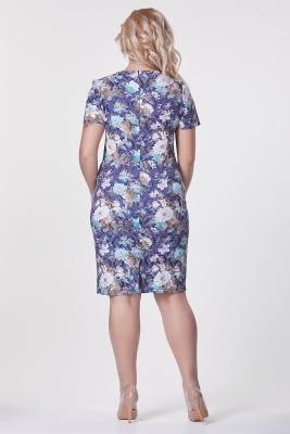 Платье Ассоль (цветы) №12