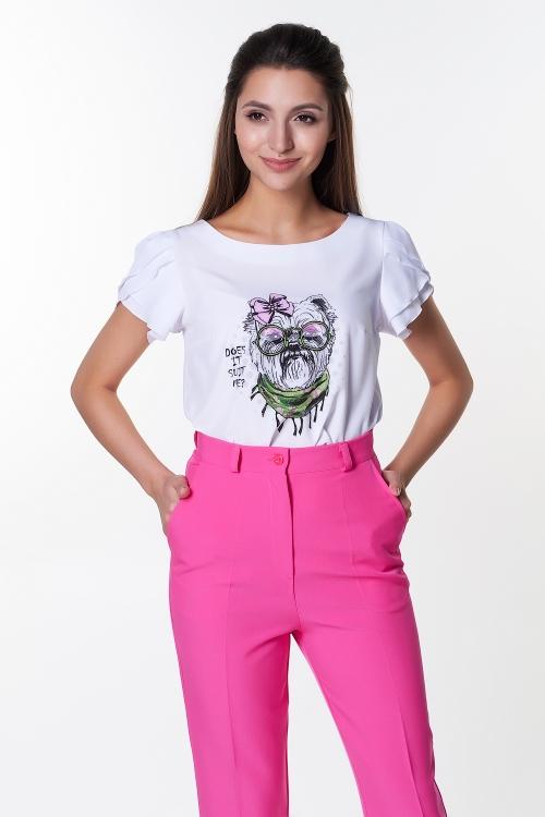 Блузка Мелисса Принт №6