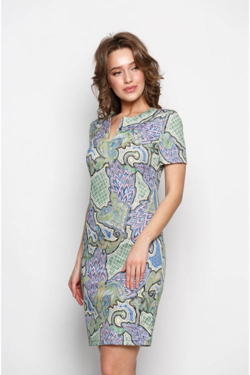 Платье Ассоль (цветы) №15
