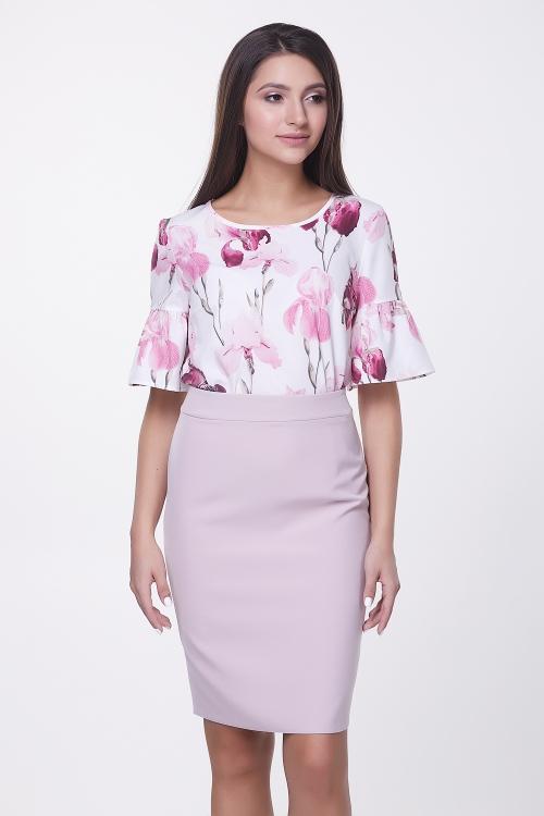 Блузка Флора №6