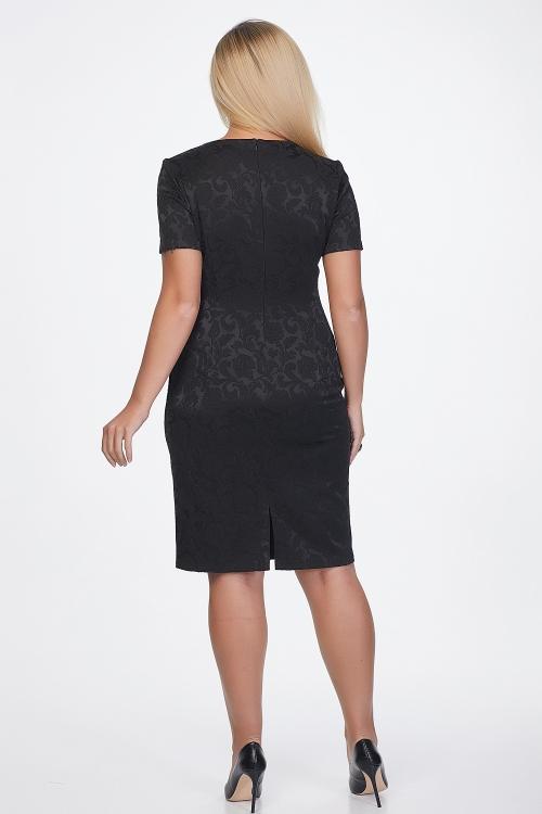 Платье Ассоль №16 (жаккард)