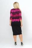 Платье с гипюром №10