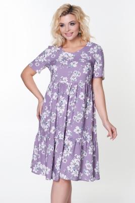 Платье Ландыш №2