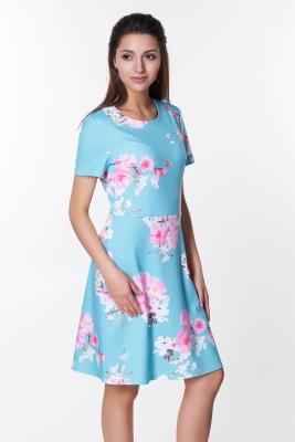 Платье Лотос №1