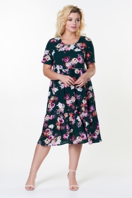 Платье Ландыш №5