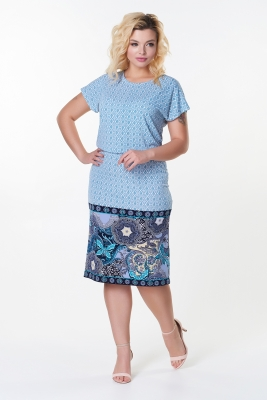Платье Мария №19
