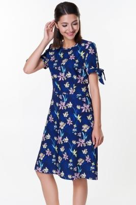Платье Павлина №1