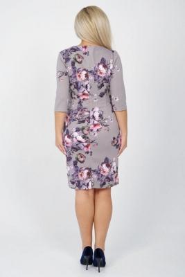 Платье Барбара №8 (цветы)