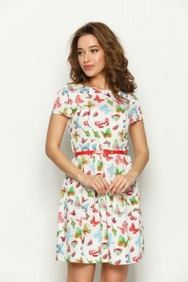 Платье Вика Лето №3