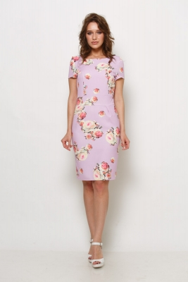 Платье Мэрилин №6 (Пион)