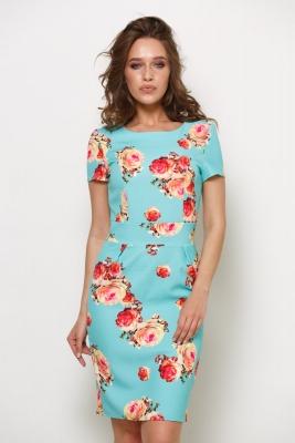 Платье Мэрилин №5 (Пион)