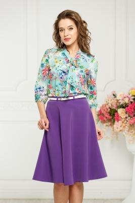 Блузка Виолетта №1