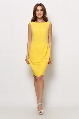 Платье с запахом №3