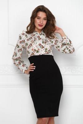 Платье Миринда №8 (совы)