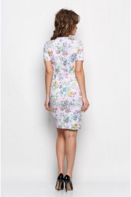 Платье Ассоль (цветы) №16