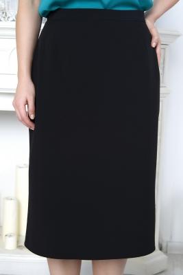 Юбка Лукра №3 75см (черный)