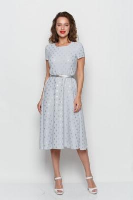 Платье Анна (круги) №2