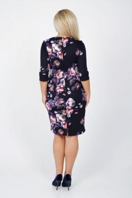 Платье Барбара №6 (цветы)