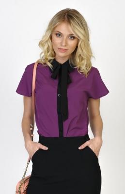 Рубашка Джейн №12 (однотонная)