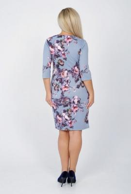 Платье Барбара №7 (цветы)