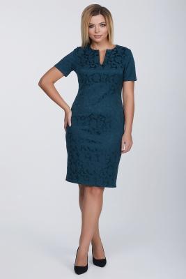 Платье Ассоль №17 (жаккард)