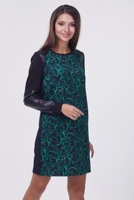 Платье Эшли №10 (узор)