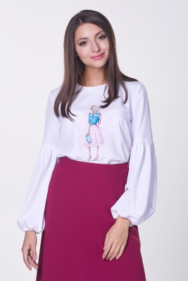 Блузка Эрика №6