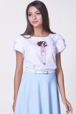 Блузка Мелисса Принт №2