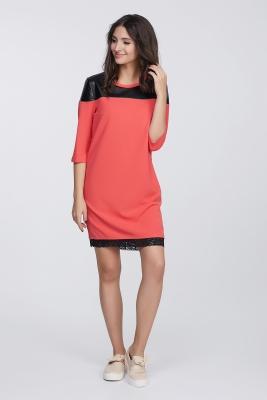 Платье Нелли №2 (яркое)