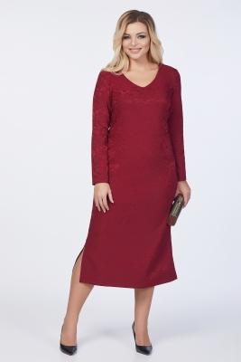 Платье Надя №7 (жаккард)