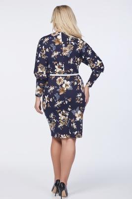Платье Гербера №2(цветы)
