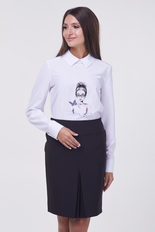 Блузка Монро №16