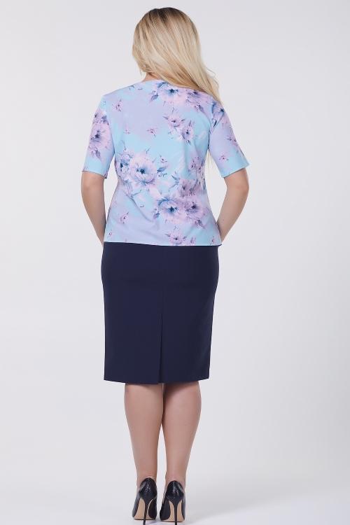 Блузка Мальвина №20