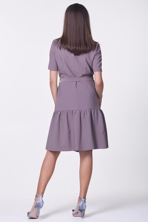 Платье Сафари №1