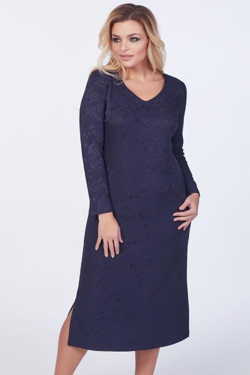 Платье Надя №5 (жаккард)
