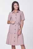 Платье Сафари №3
